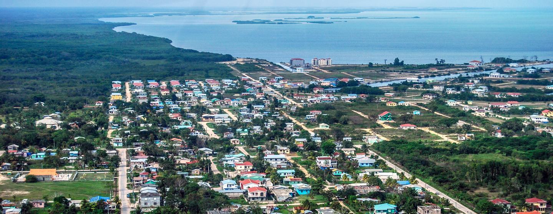 Alquiler de coches en Aeropuerto Ciudad de Belice Belize City