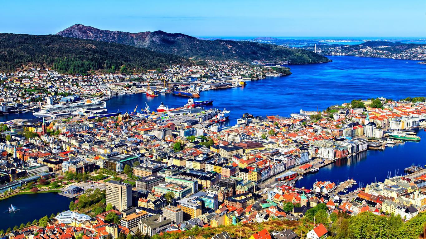 Renta de autos en Bergen