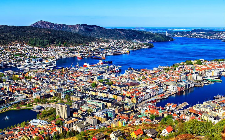Bergen hoteles
