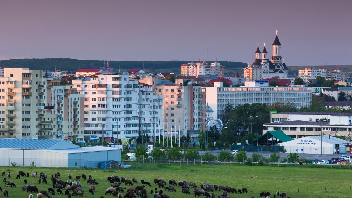Coches de alquiler en Suceava