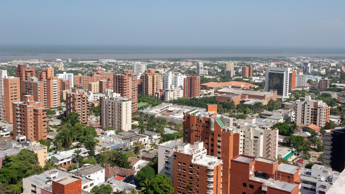 Renta de autos en Barranquilla
