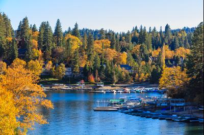 Lake Arrowhead hotels