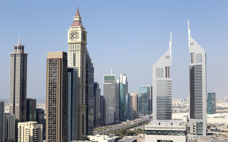 Дубай — отели