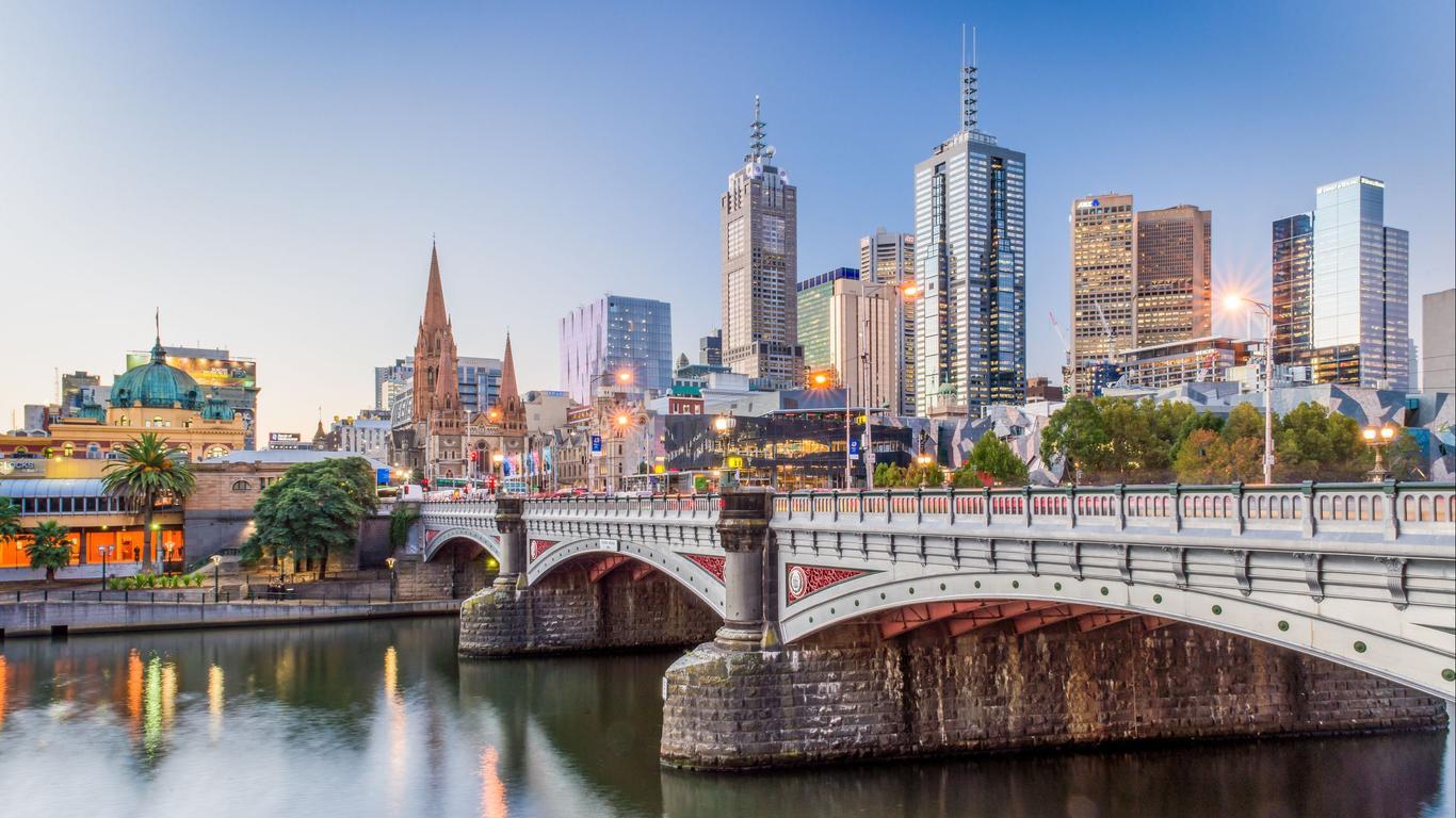 Alquiler de autos en Melbourne