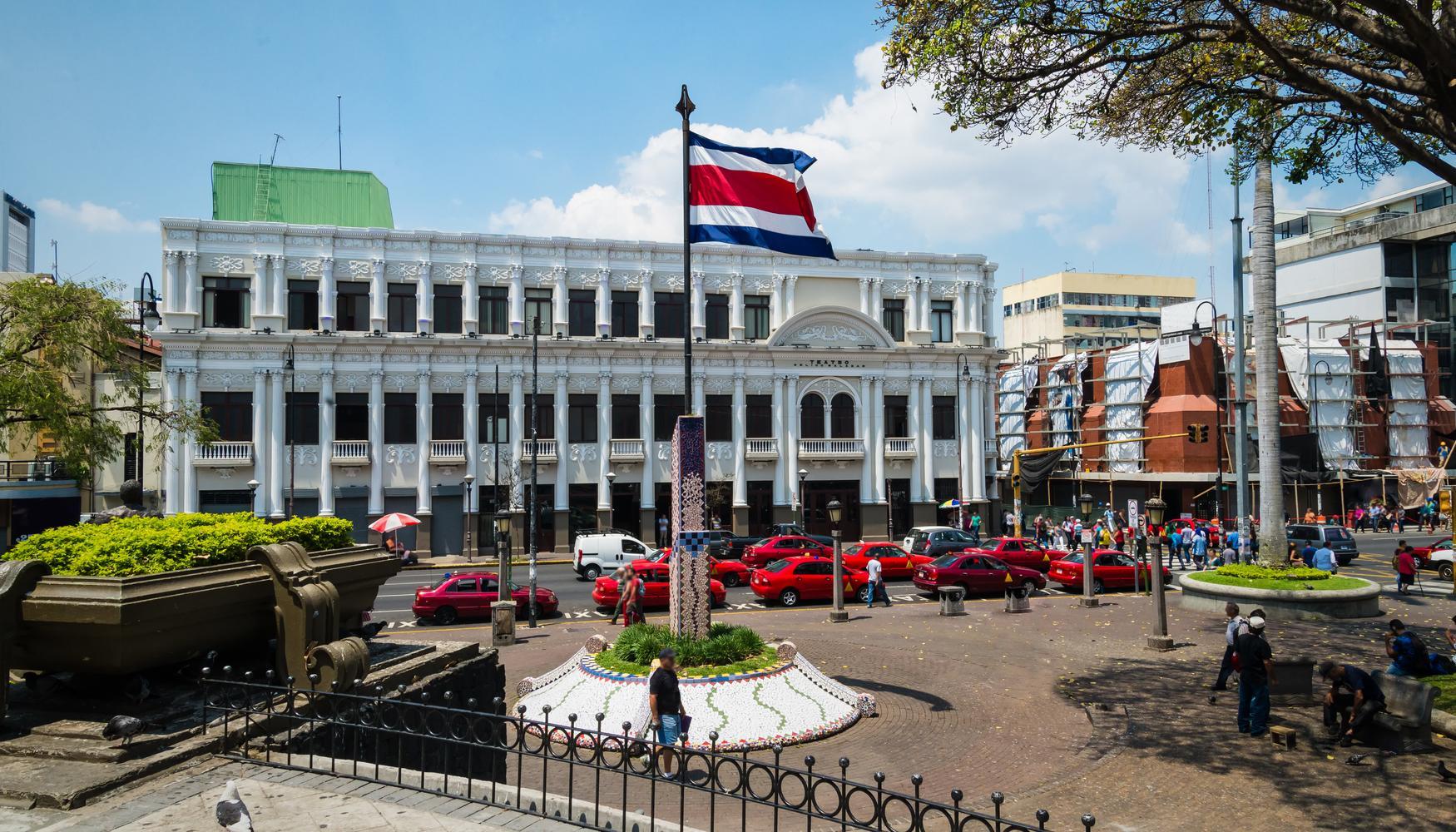 Central America car hire