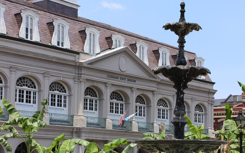 New Orleans hotellia