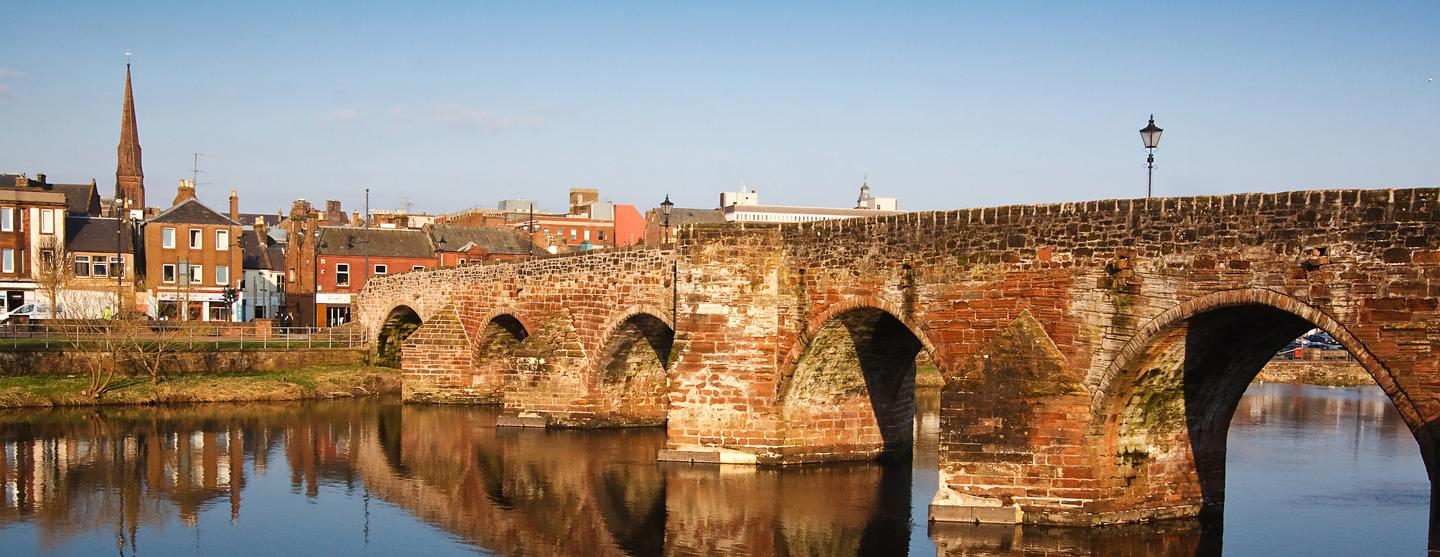 Dumfries Car Hire