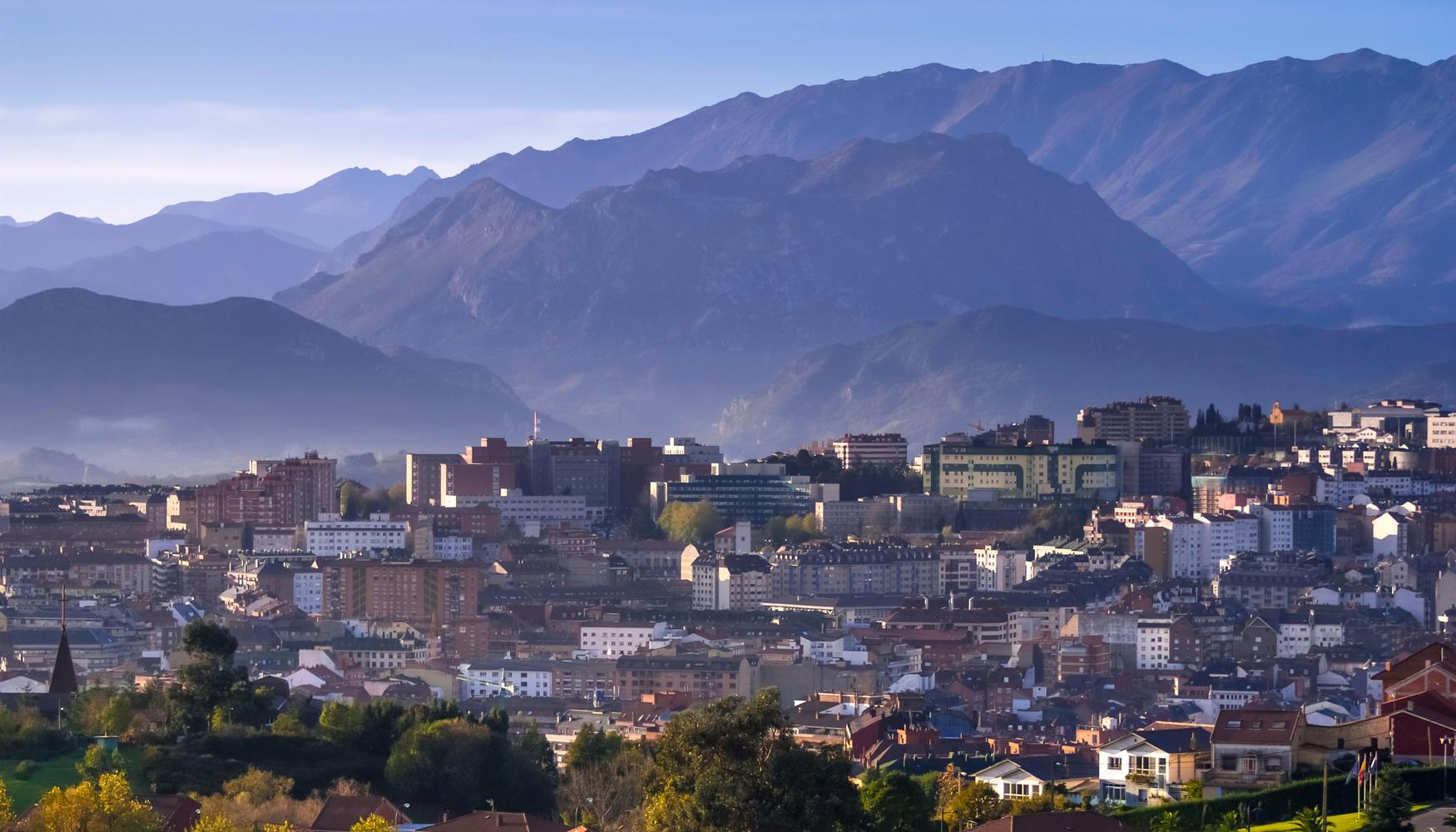 Ενοικίαση αυτοκίνητου στο Αεροδρόμιο Oviedo Asturias