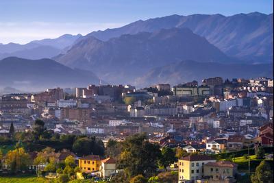 Ξενοδοχεία στην πόλη Oviedo