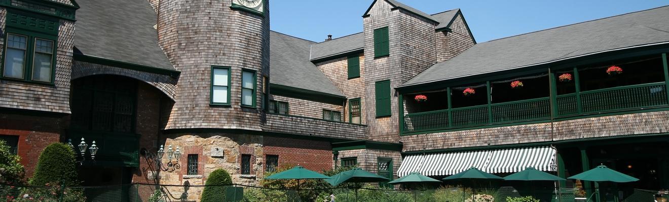 Ξενοδοχεία στην πόλη Newport