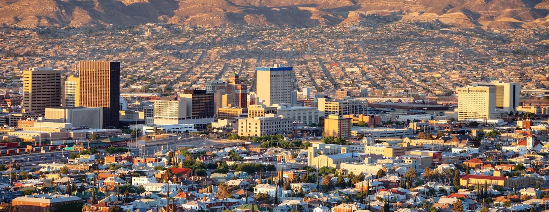 Hotele rodzinne - El Paso