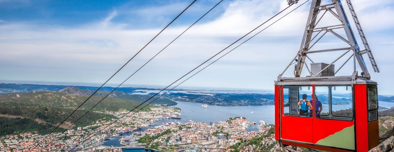 Leiebiler i Bergen