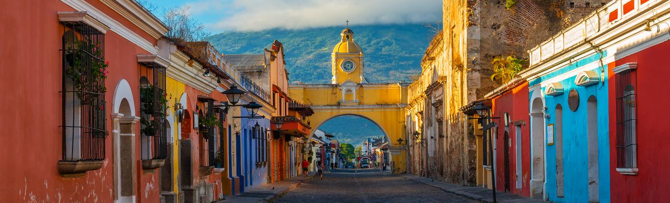 Ξενοδοχεία στην πόλη Antigua