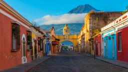 グアテマラのレンタカーを検索&料金比較