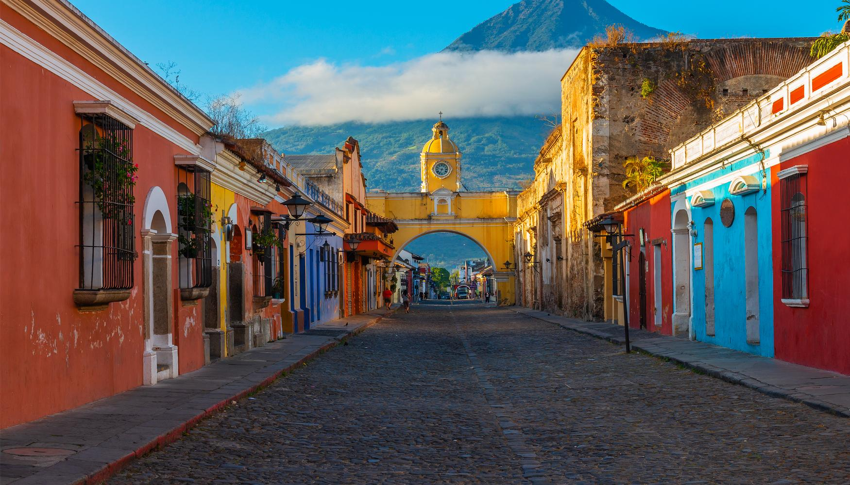 Aluguel de carros em Guatemala