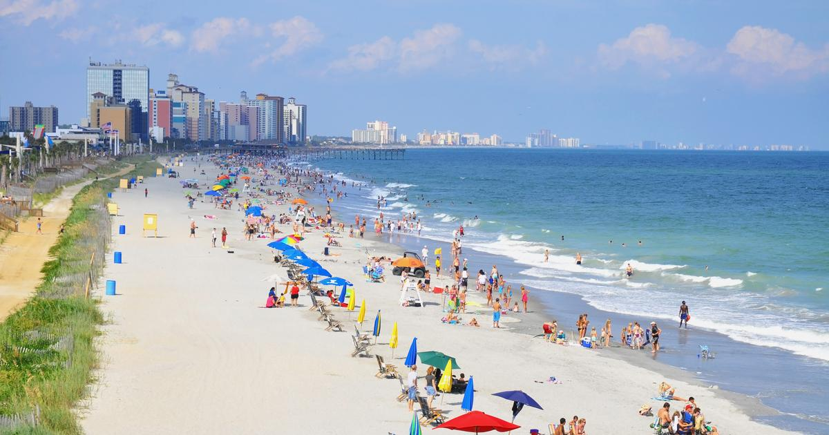 Cheap Flights From Kansas City To Myrtle Beach From 105 Kayak