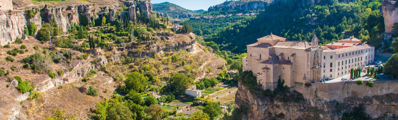 Ξενοδοχεία στην πόλη Cuenca
