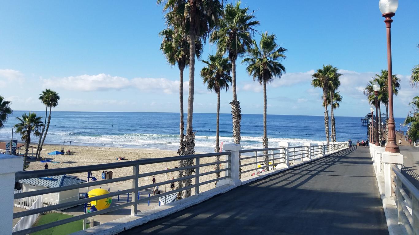 Solana Beach autoverhuur