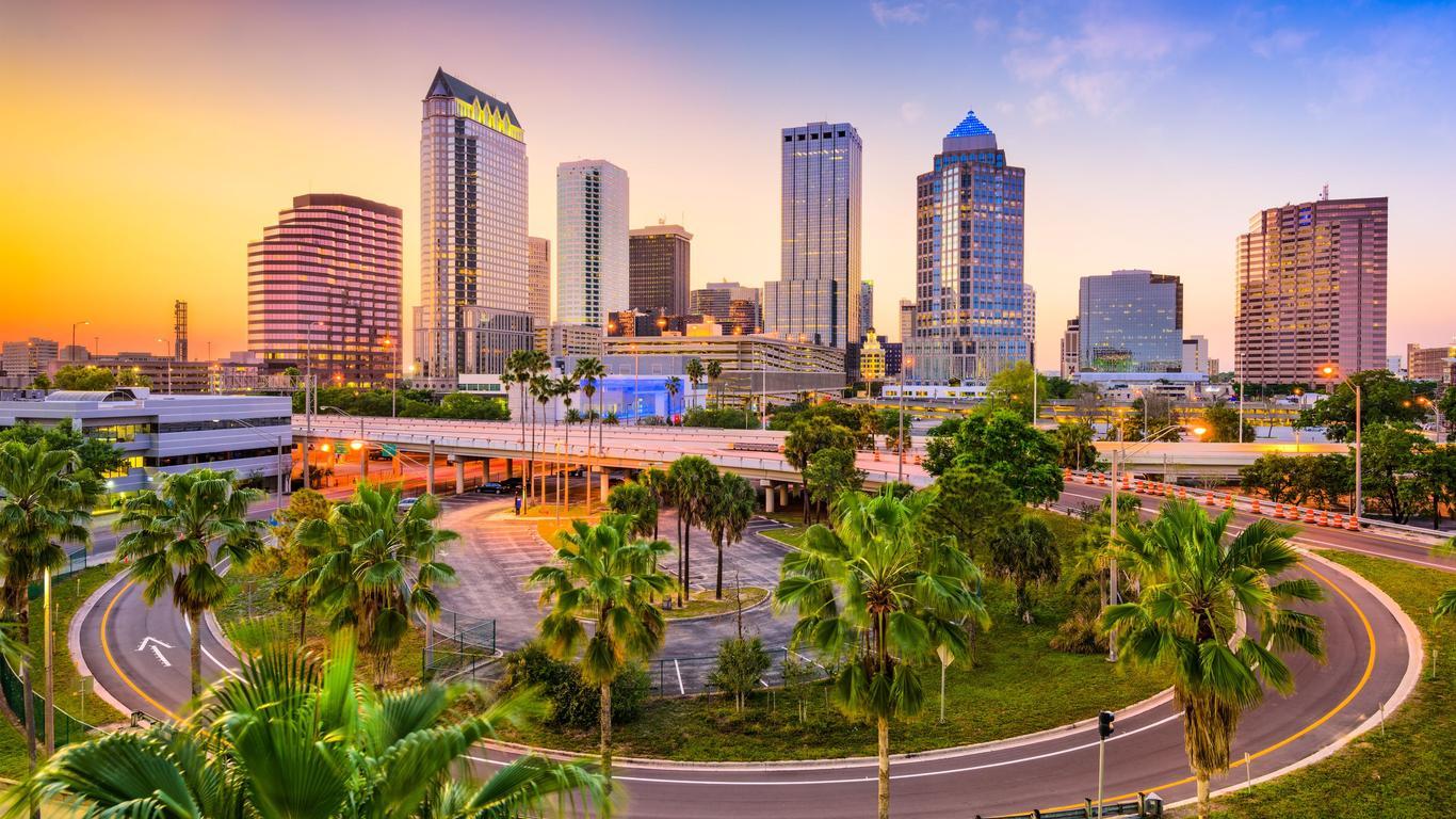Mietwagen in Tampa