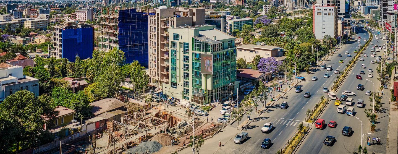 Auto de alquiler en Addis Abeba Aeropuerto Internacional Bole