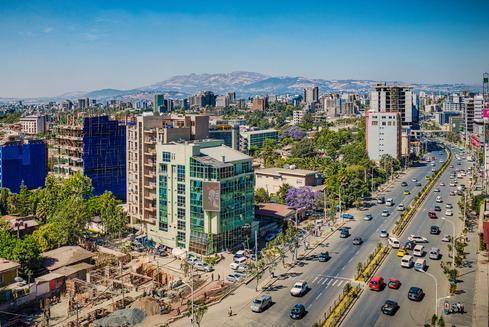 Erbjudanden på hotell i Addis Abeba