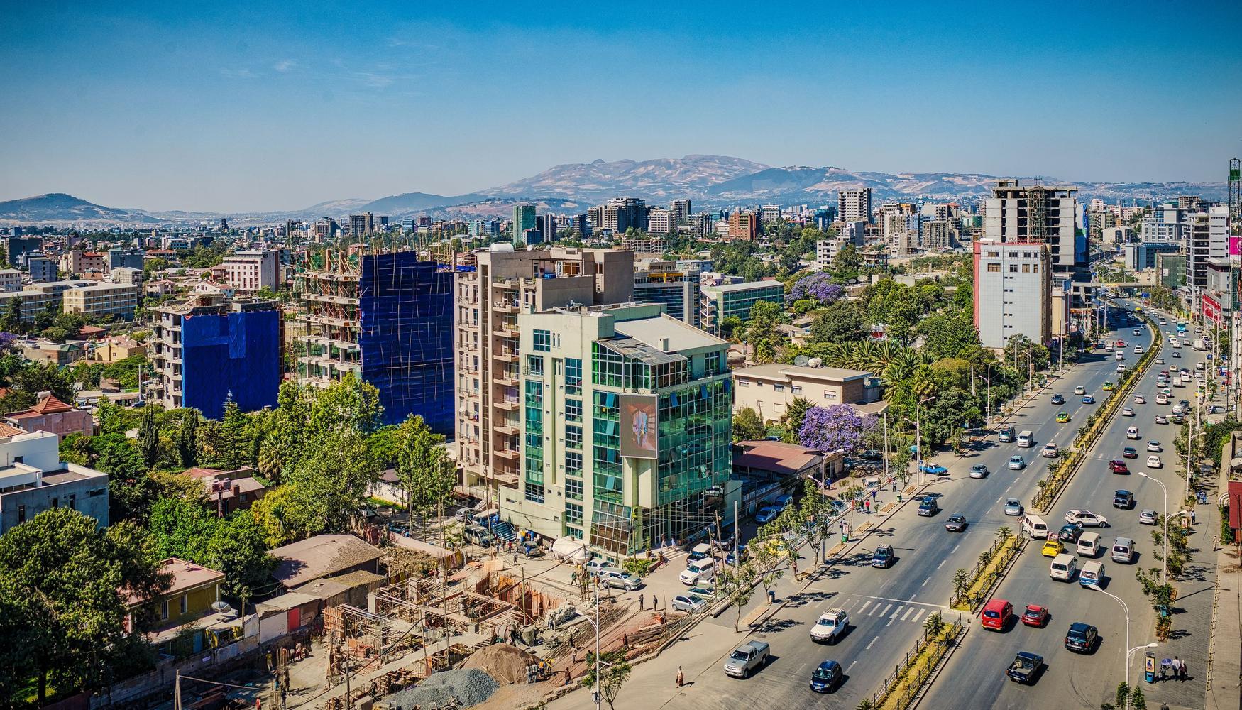 Car hire at Addis Ababa Bole Airport