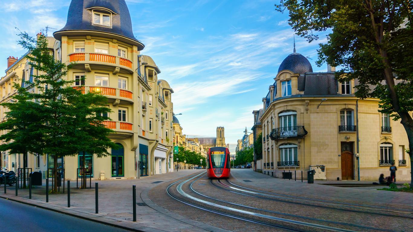 Reims car rentals