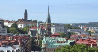 Gothenburg Small Group Walking Tour