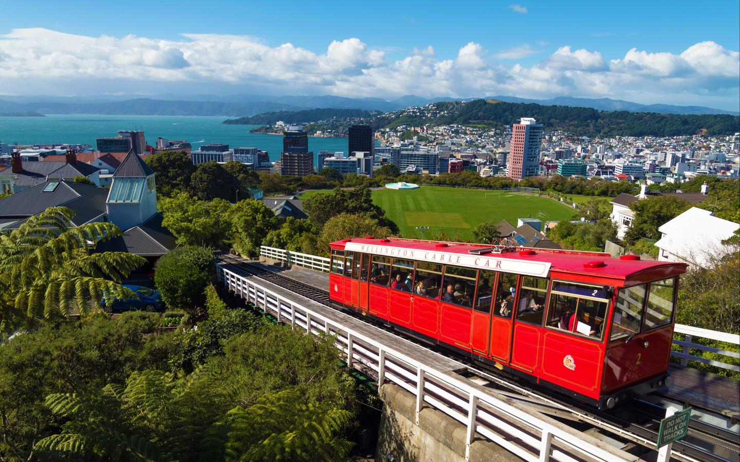 Wellington hotellia