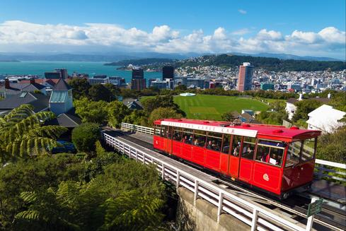 Ofertas de hotel en Wellington