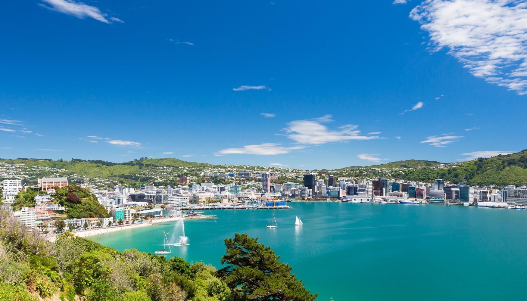 Car hire at Wellington Airport