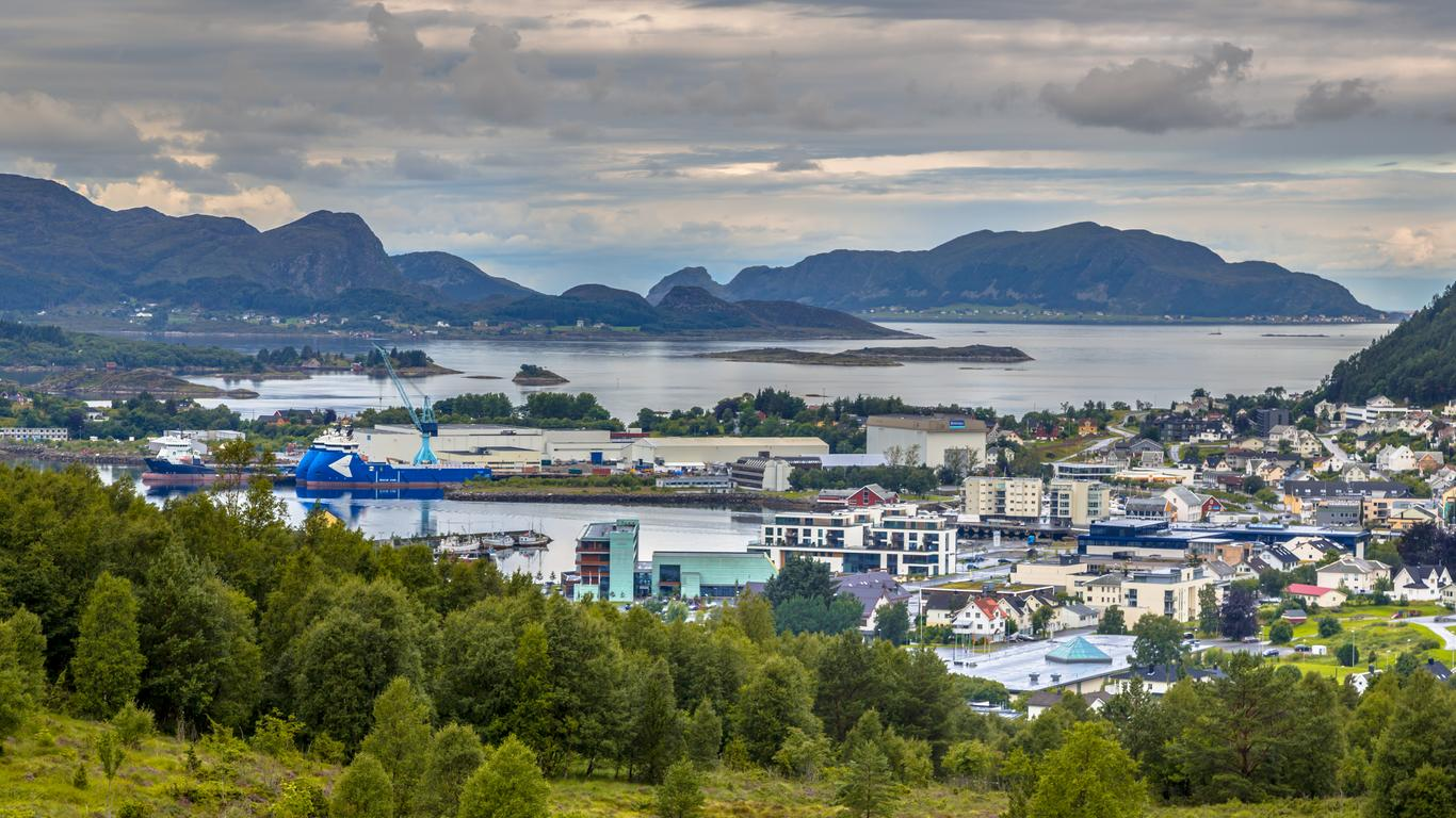 Ulsteinvik: оренда авто