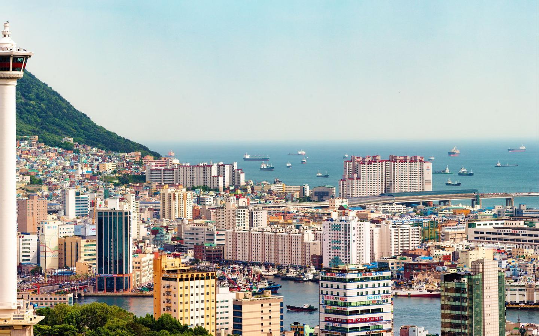 Hotels in Busan