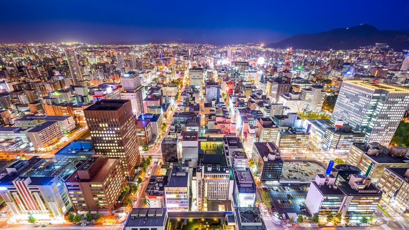 札幌市のレンタカーを検索&料金比較