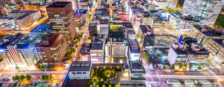 Autonvuokraus Sapporo