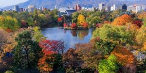 Leiebiler i Sapporo