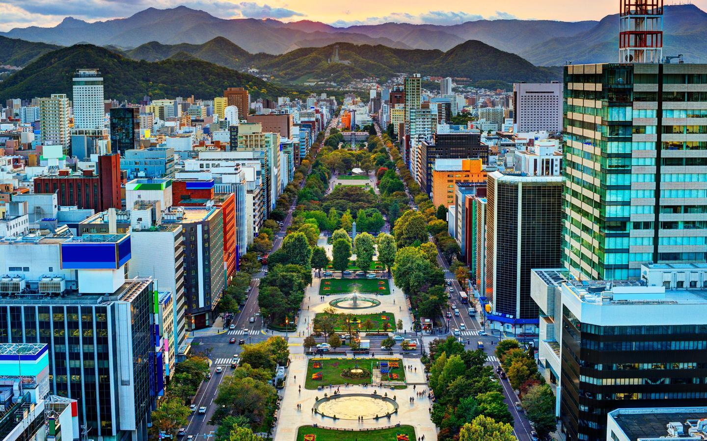 Khách sạn ở Sapporo