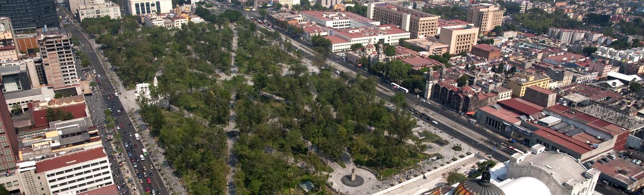Ξενοδοχεία στην πόλη Πόλη του Μεξικού