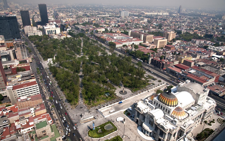 Mexico hotellia
