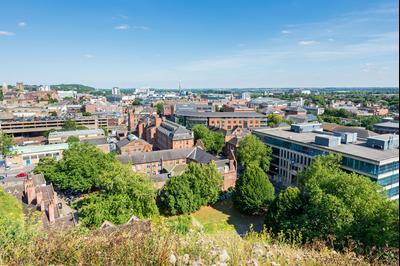 Nottingham hoteles