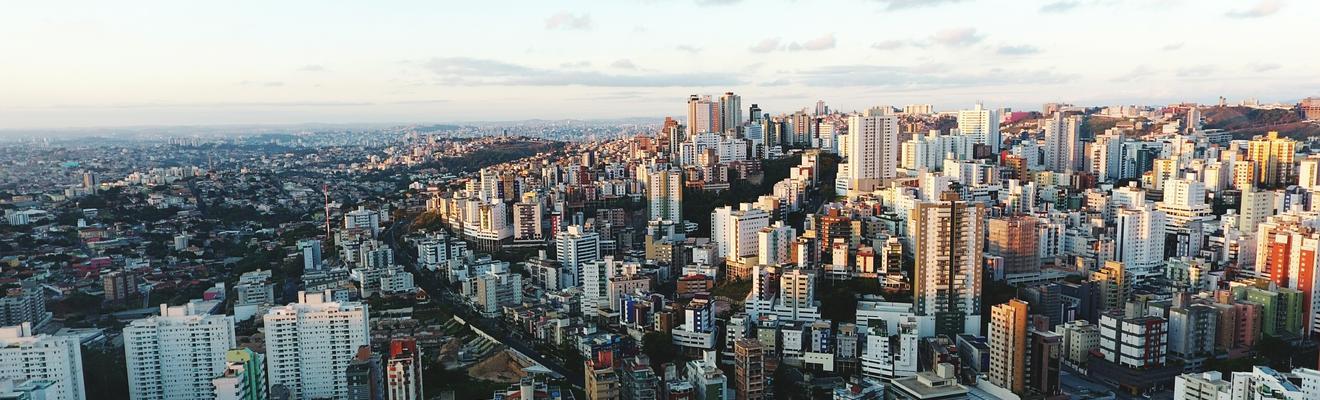Ξενοδοχεία στην πόλη Belo Horizonte
