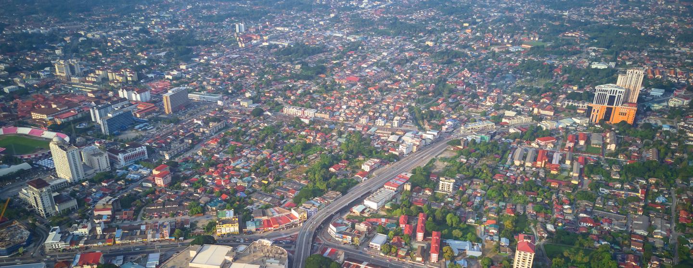 Autonvuokraukset Kota Bharu Pengkalan Chepa lentokenttä