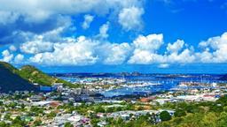 Sewa mobil di Sint Maarten