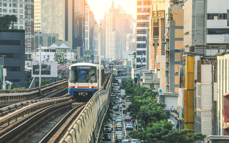 Bangkok hotell