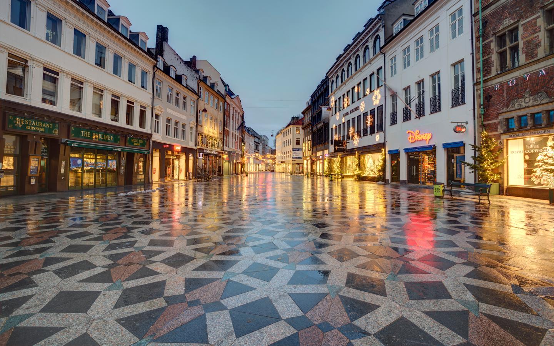 Копенгаген — отели