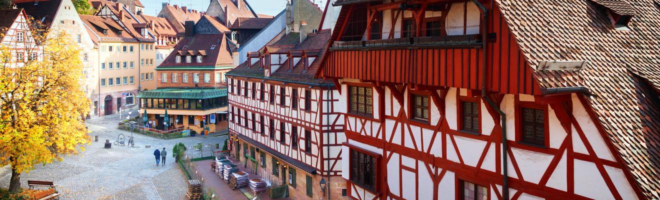 Nürnberg hotellia