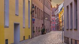 Nuremberg car rentals