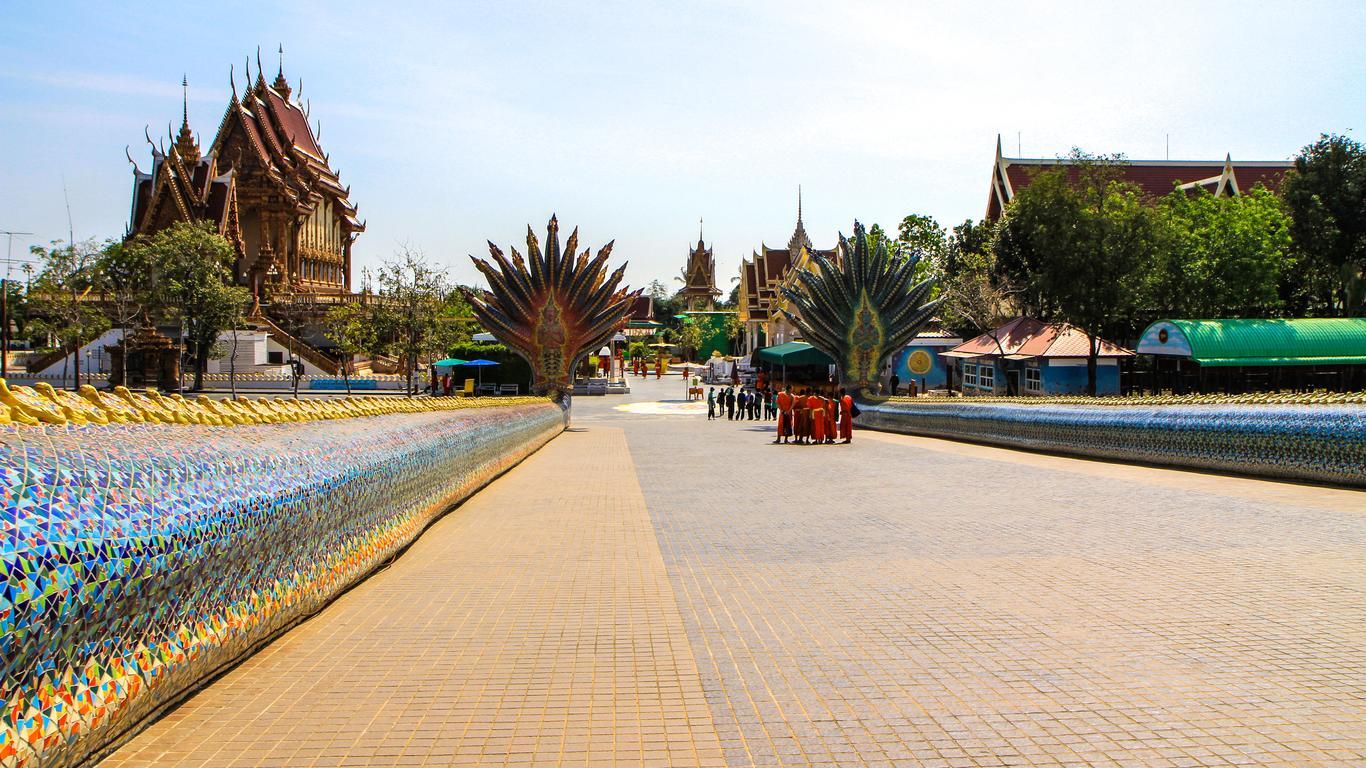 Nakhon Ratchasima autoverhuur