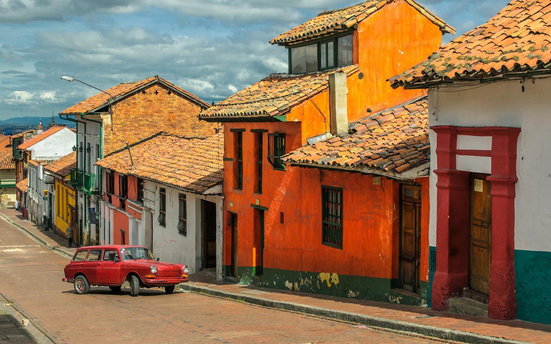 Богота — отели