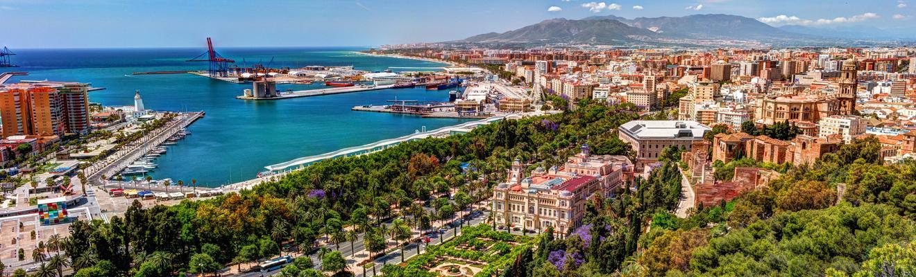 Málaga hotellia